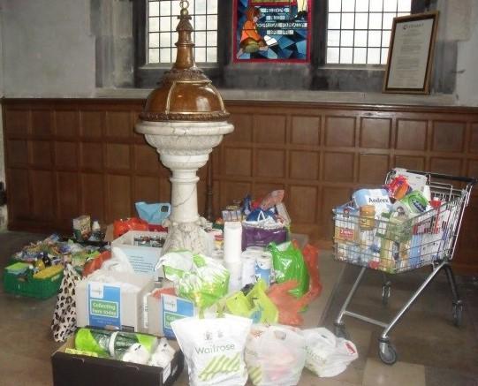 St Giles Cripplegate Church - Our Stewardship